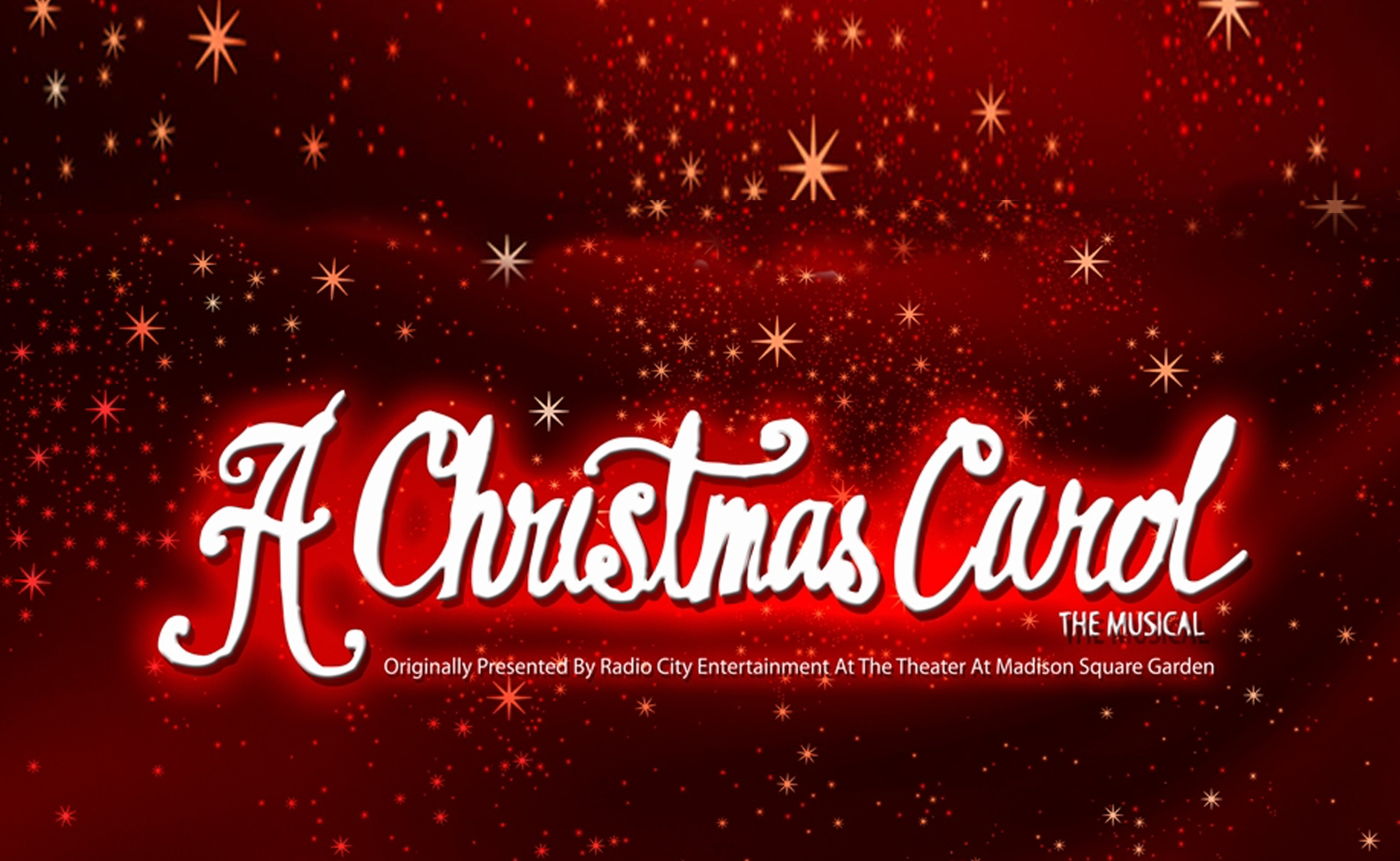 A Christmas Carol - The Broadway Musical